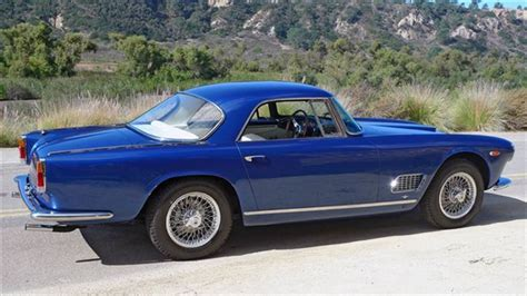 Maserati 3500 Gt For Sale by 1962 Maserati 3500gt Touring Classic Italian Cars For Sale