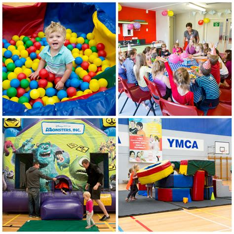 birthday themes nz ymca auckland kids party venues auckland