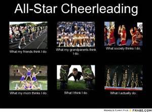 All Meme Generator - cheerleading memes all star cheerleading meme