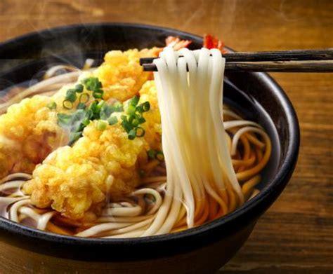 cucina giapponese tempura tempura udon una ricca zuppa giapponese dal gusto davvero