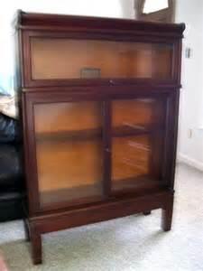Bookshelves Ebay Barrister Bookcase Ebay