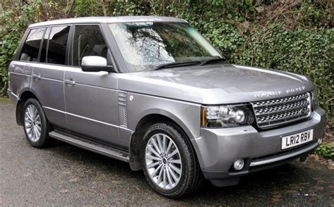 used range rover glasgow used 2012 land rover range rover tdv8 westminster for sale