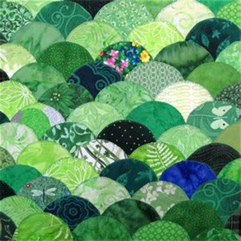 Mccalls Patchwork Patterns - forty shades of green free ireland quilt block pattern