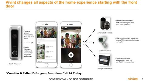 vivint home security services