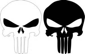 Punisher Template by Punisher Logo By Syrus54 On Deviantart