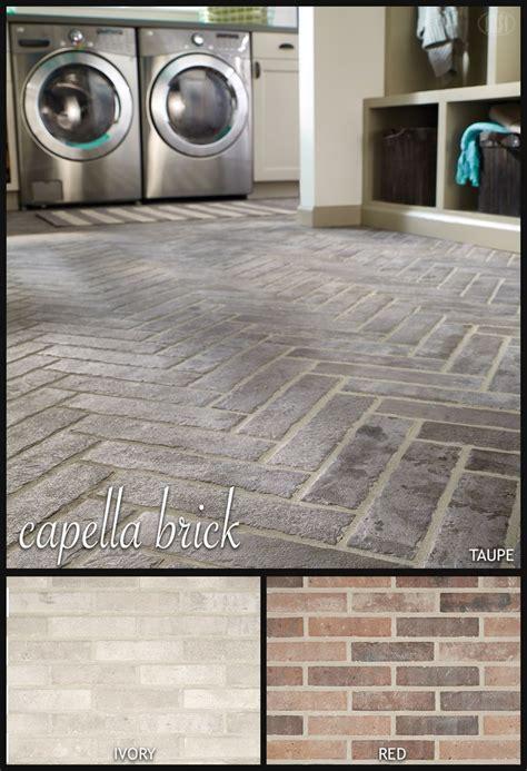 best 25 brick tile floor ideas on pinterest brick floor kitchen entryway flooring and rustic