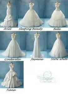 princess themed wedding dresses disney princess themed wedding dresses plans for my