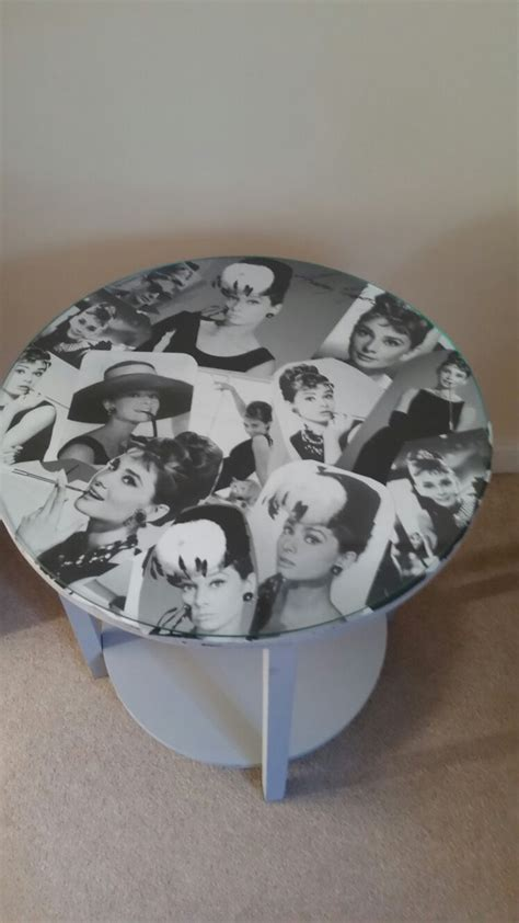 Decoupage Glass Table Top - 1000 images about decoupage furniture on