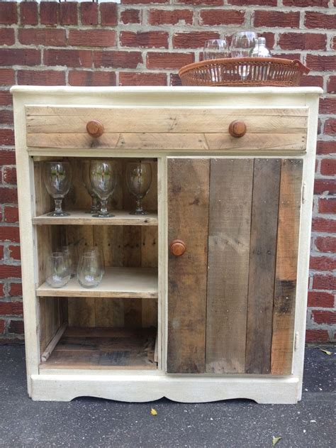 upcycled kitchen cabinets upcycled cupboard my little garden pinterest