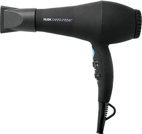 Hair Dryer Diffuser Ulta rusk speed freak 2000 watt ceramic and tourmaline dryer