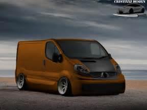 Tuning Renault Renault Trafic Tuning By Cristixxz On Deviantart