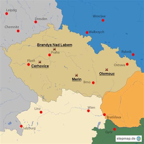 karte deutschland tschechien tschechien lauraisabel landkarte f 252 r deutschland