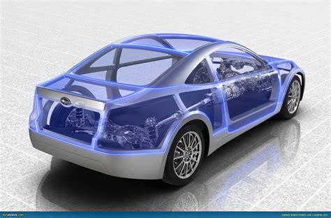 subaru sports car ausmotive com 187 geneva 2011 subaru boxer sports car