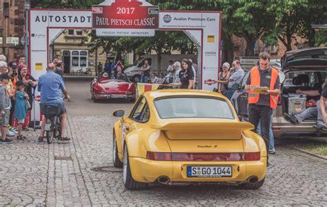 Porsche Cayenne Tankvolumen by Paul Pietsch Klassik Im Porsche 911 964 Turbo S Leichtbau