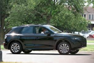How Much For Audi Q5 Spyshots 2017 Audi Q5 Spied Almost Completely Undisguised