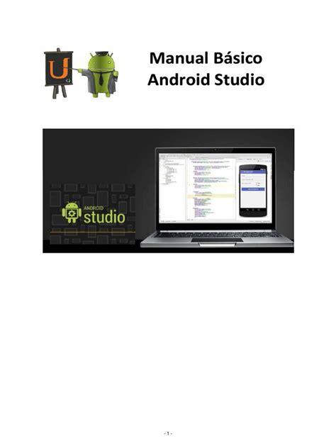 android studio 1 4 tutorial pdf curso android studio pdf
