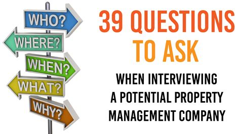 Property Management Companies Questions To Ask 39 Questions To Ask A Property Management Company