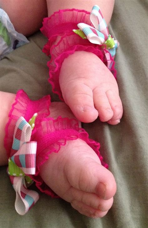 how to make baby barefoot sandals with ribbon 328 best images about sewing tutu s ruffles on