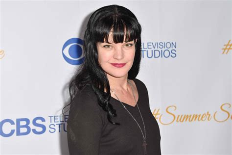 does pauley perrette have tattoos of ncis in real then and now
