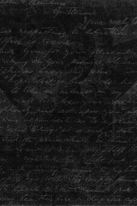 iphone wallpaper ipad parallax  dark note