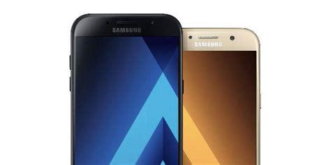 Harga Samsung A5 Ram 3gb samsung galaxy a5 2017 dan samsung galaxy a7 2017
