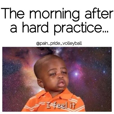 The Morning After Meme - the morning after a hard practice volleyball soccerproblems soccerhumor lacrosse