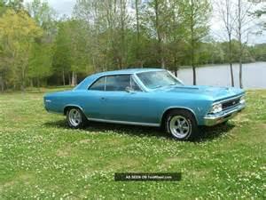 1966 Chevrolet Chevelle Ss 1966 Chevrolet Chevelle Quot Ss Quot 396 4spd Quot Rotisserie