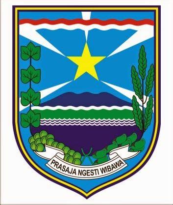 koleksi lambang dan logo desain kaos distro batik koleksi lambang dan logo lambang kabupaten probolinggo