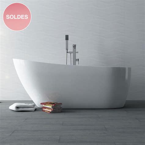 baignoire balneo soldes finest barre de baignoire d angle