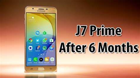 samsung galaxy  prime review   months youtube