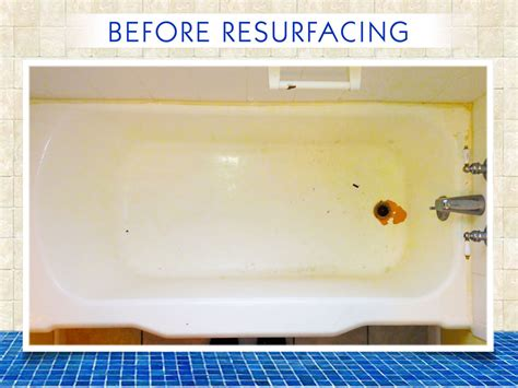 Resurfacing Bathtub Service by Mr Bermudez Tub Resurfacing Total Bathtub Refinishing