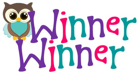 Popgadget Prize Contest Updates by And The Winner Is Png Www Pixshark Images