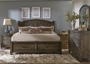 Country Bedroom Furniture Modern Country Bedroom Set With Solid Spruce Pine Wood And