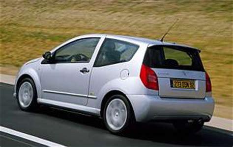Car Reviews Citroen C2 1 6i 16v 110bhp Vtr 3 Door