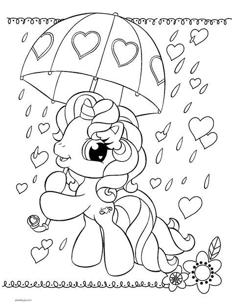 imagenes para colorear fnaf dibujos de pony para colorear