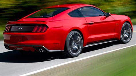 Mustang Auto Kosten by Ford Mustang 2014 Das Kostet Die Neue Sportwagen Ikone