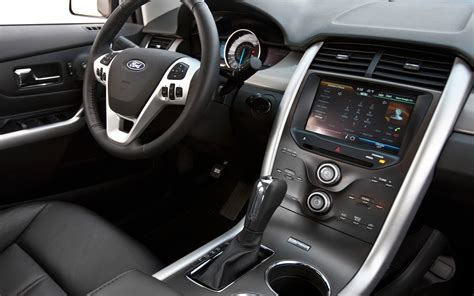 2012 Ford Edge Interior by 2012 Ford Edge Sel Ecoboost Test Photo Gallery Motor Trend