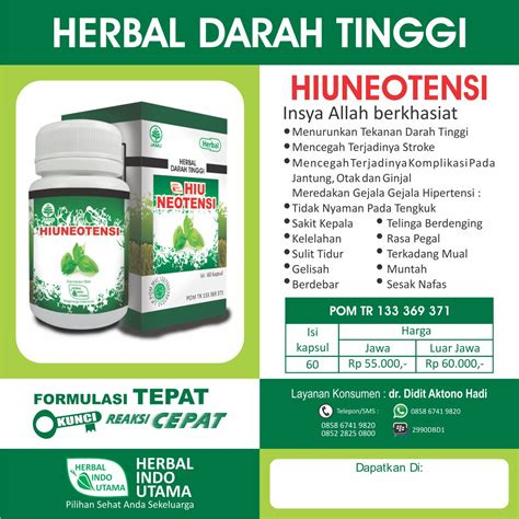 Obat Tidur Dosis Tinggi obat herbal hipetensi tekanan darah tinggi cara cepat turunkan tensi neotensi herbalink