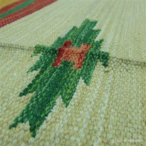area rag rug indian woven area floor rag rug royalfurnish