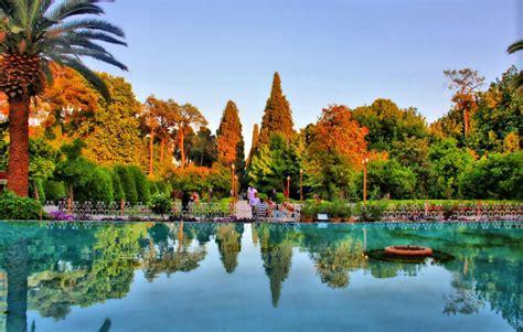 Eram Garden by Eram Garden In Shiraz Iran Traveling Center