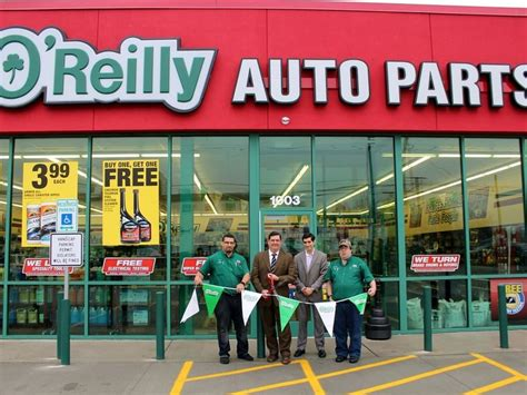 O Reilly Auto Parts Hours by O Reilly Auto Parts Celebrates Opening In West