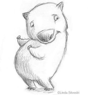 wombat tattoo designs wombat illustration search wombats