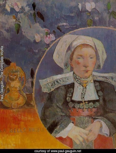 libro paul gauguin a complete paul gauguin the complete works the beautiful angele paul gauguin net