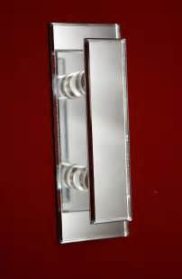 Handles For Mirrored Wardrobe Doors by Mirrored Door Handles Size Of Mirrored Barn Door