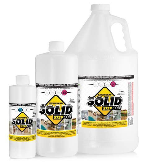 anti slip bathtub coating solidstepcote anti slip abrasive floor coating safety direct america