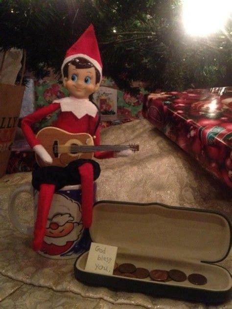 Places To Hide The On The Shelf by Elves On The Shelf And On The Shelf On