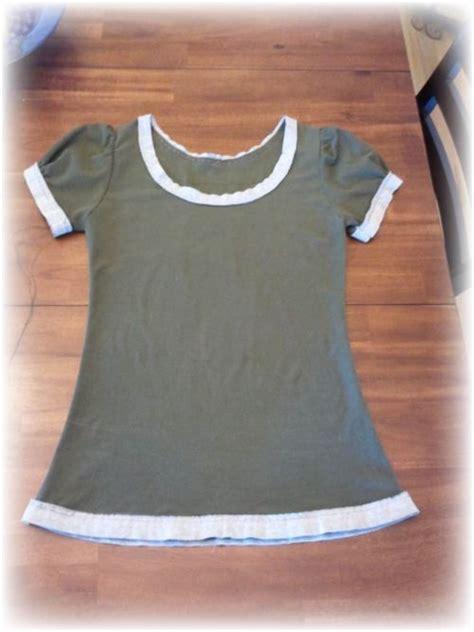 shirt upcycle upcycled t shirt pic 19 diy