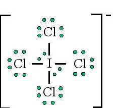 lewis dot diagram of iodine violations of the octet rule chemistry libretexts
