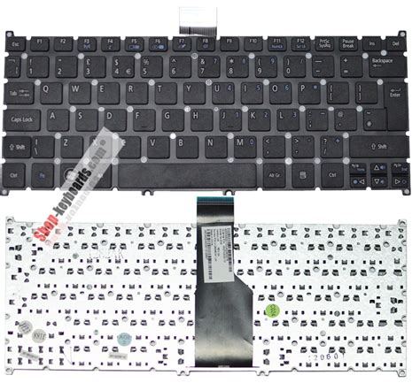 Keyboard Acer V5 131 genuine acer aspire v5 131 10172g50akk keyboards with high