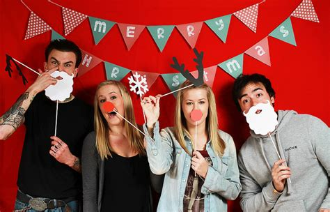 christmas photobooth flickr photo sharing